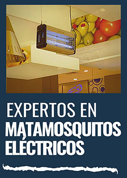 Expertos en Antimosquitos eléctrico
