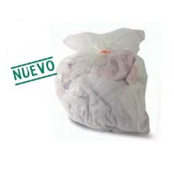 Bolsa descartable hidrosoluble tratamiento chinches, pulgas