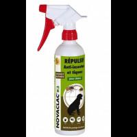 NovaClac R3 Repelente Anti Insectos y Garrapatas (Perros)