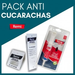 Pack Anti cucarachas Remi