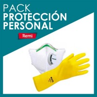 Pack protección personal doméstico