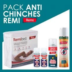 Pack Fumigación Anti Chinches + Funda Colchón