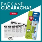 Pack anti cucarachas básico TOP
