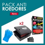 Pack anti roedores completo