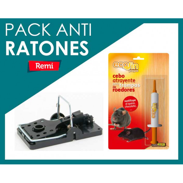 Pack anti ratones