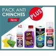 Pack anti chinches PLUS