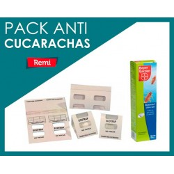 Pack Anti cucarachas Top