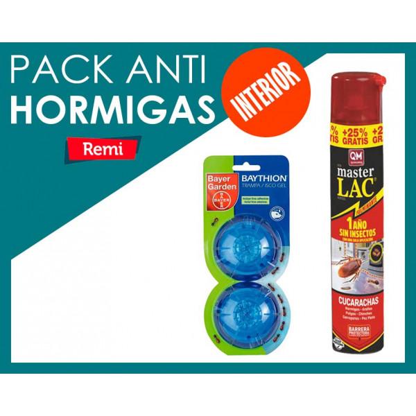 Pack anti hormigas interior