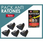 Pack anti ratones