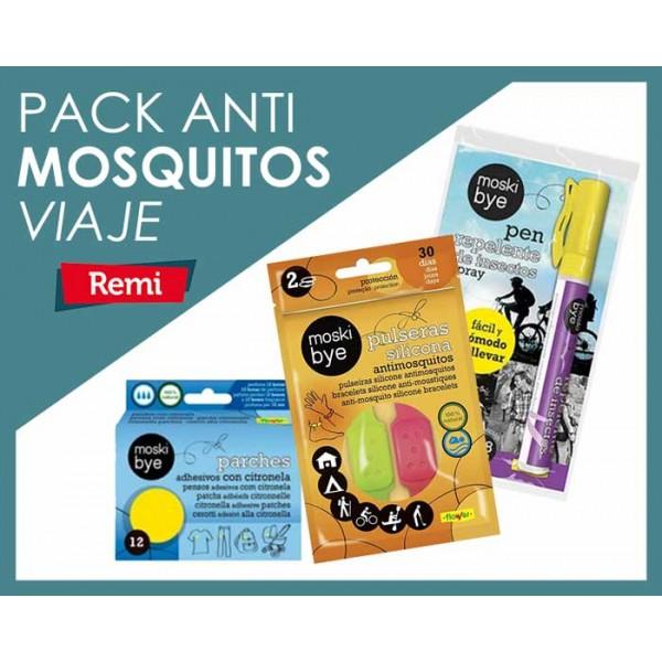 Pack antimosquitos viaje