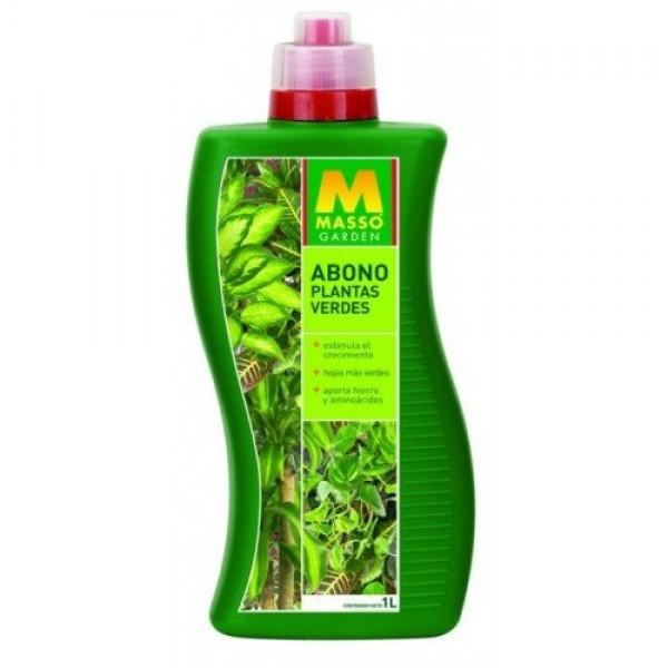 Abono plantas verdes Massó 1L