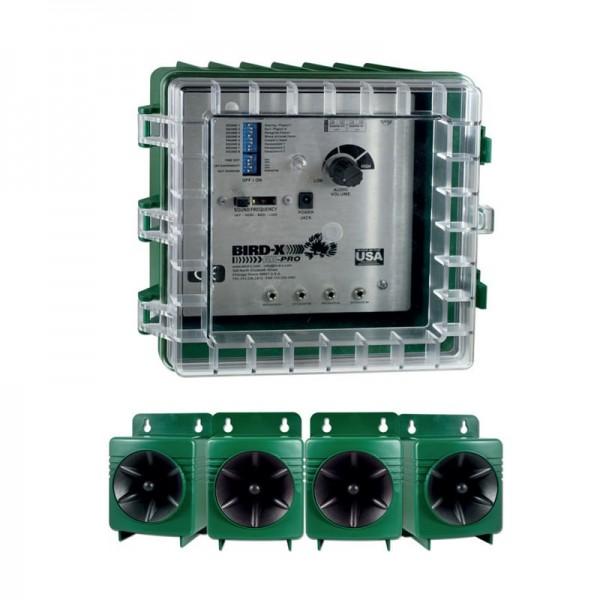 Ahuyentador BB Pro Acústico y Ultrasónico