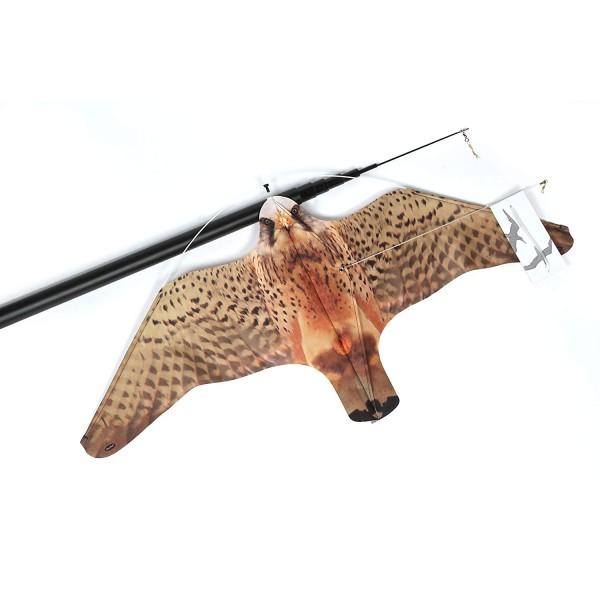 Espantapájaros eolo halcón