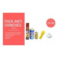 Anti chinches pack fumigación