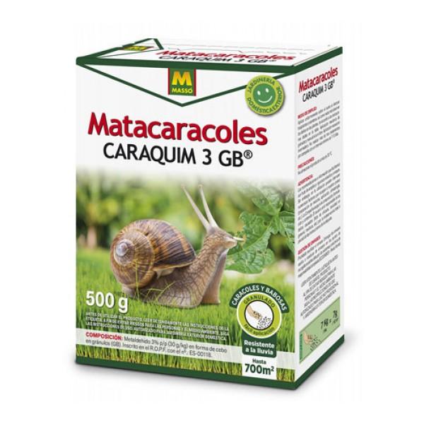 Matacaracoles Caraquim 3 GB 500gr