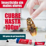 Gel anti cucarachas Remi (10 gr)