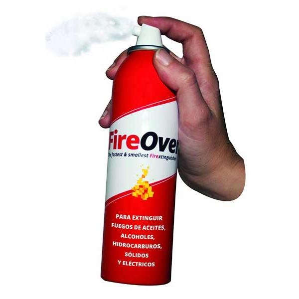 Extintor para coche de espuma