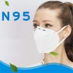 Mascarilla FFP2 protección sanitaria kn95