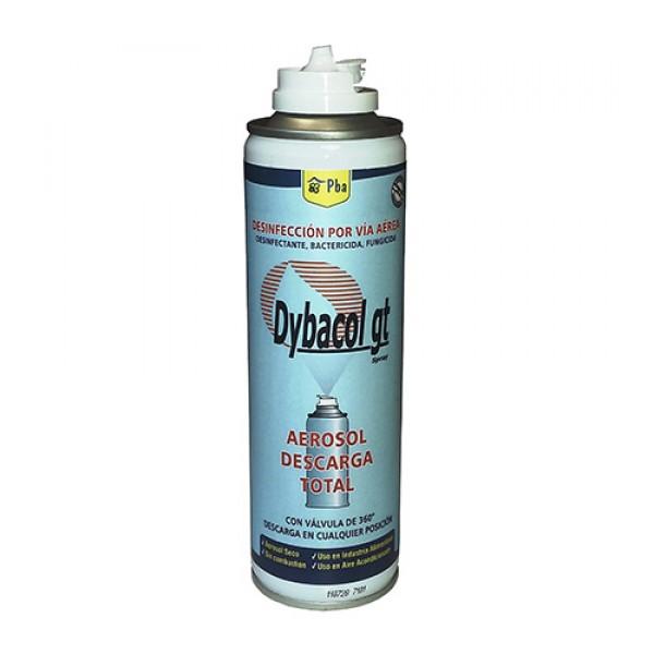 Dybacol GT DT desinfectante contra virus