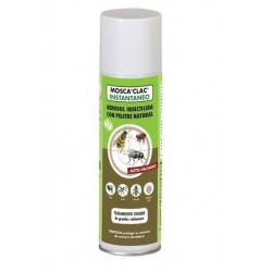 Insecticida Natural ecológico Mosca'Clac Instantáneo Nature 250 ml