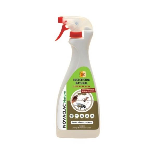 Insecticida ecológico de contacto voladores y rastreros