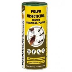 Insecticida en polvo para hormigas, pulgas, avispas, escorpiones Talquera 250grs.
