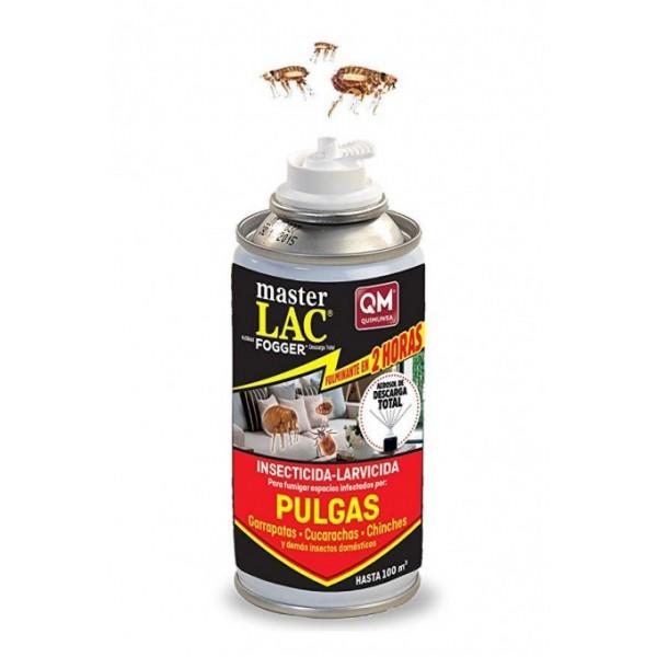 Masterlac Fogger; bomba insecticida contra insectos voladores y arrastrantes