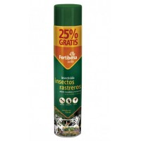 Spray insecticida rastreros