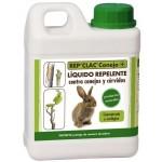 Repelente para conejos