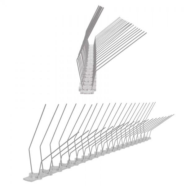 pinchos antipajaros para placas solares