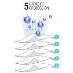 Mascarilla FFP2 protección sanitaria