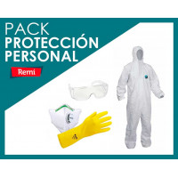 Pack protección personal uso profesional