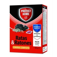 Raticida pasta Protect Home 150 gr