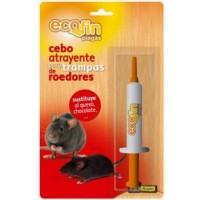 Cebo atrayente para ratas y ratones