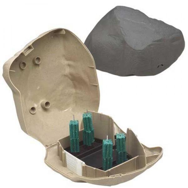 Caja portacebo evo Protecta Landscape imitación Rocas