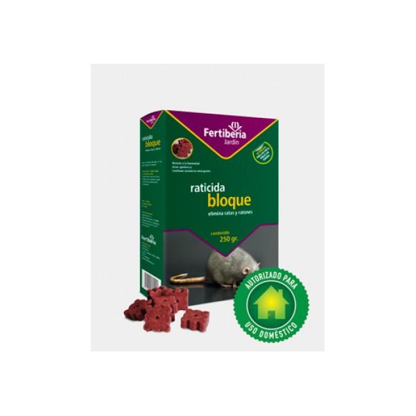 Raticida en Bloque Fertiberia 150gr