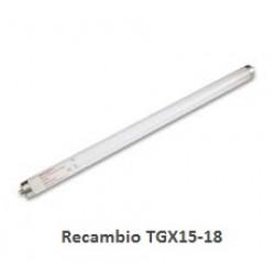 Recambio Tubo UV TGX15-18S  Nectar - Allure