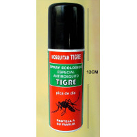 Repelente natural anti mosquitos Tigre Mosquitan, Spray 50 ml.