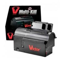 Trampa electrónica Multicaptura para ratones